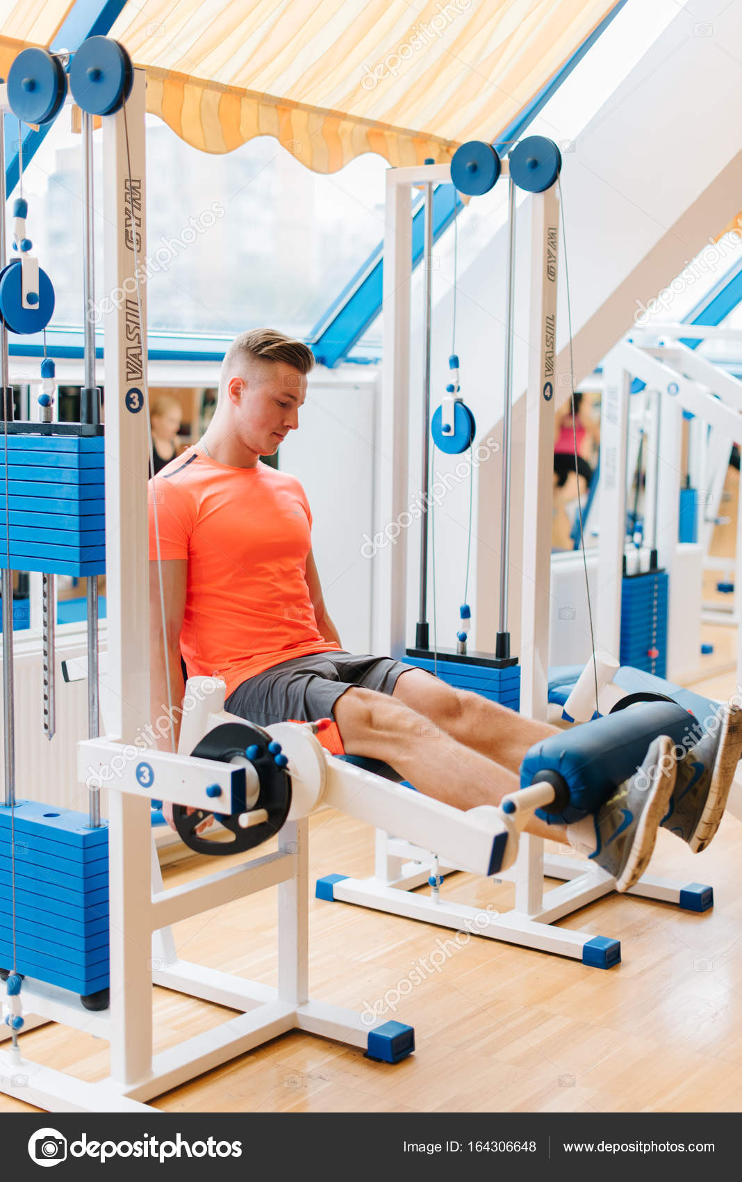 ejercicios de gimnasio para definir