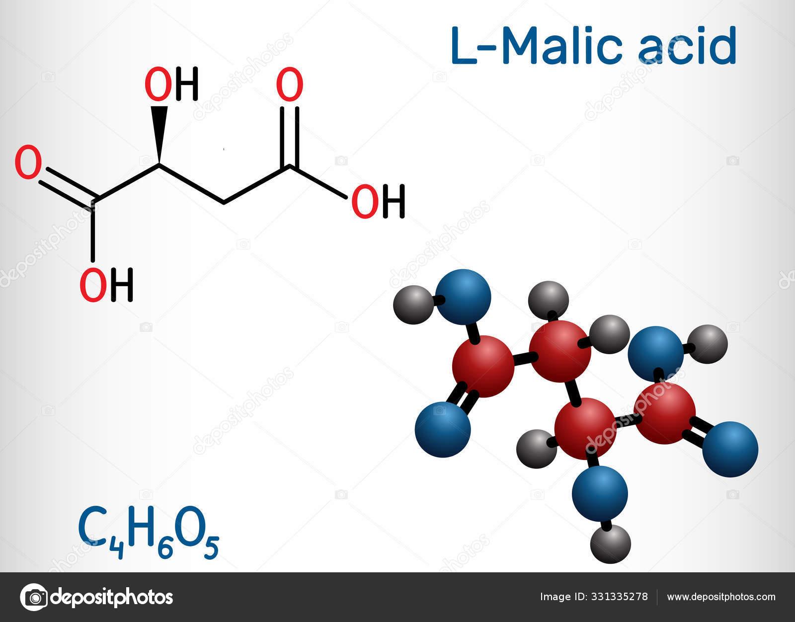 malic acid svenska