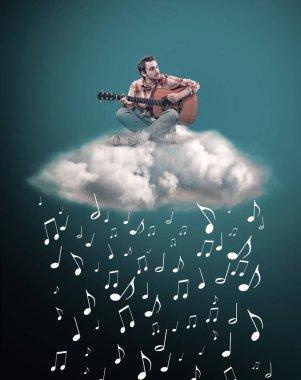 The Raining music