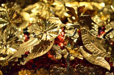 Gold Nyona wedding crown, Malaysian culture