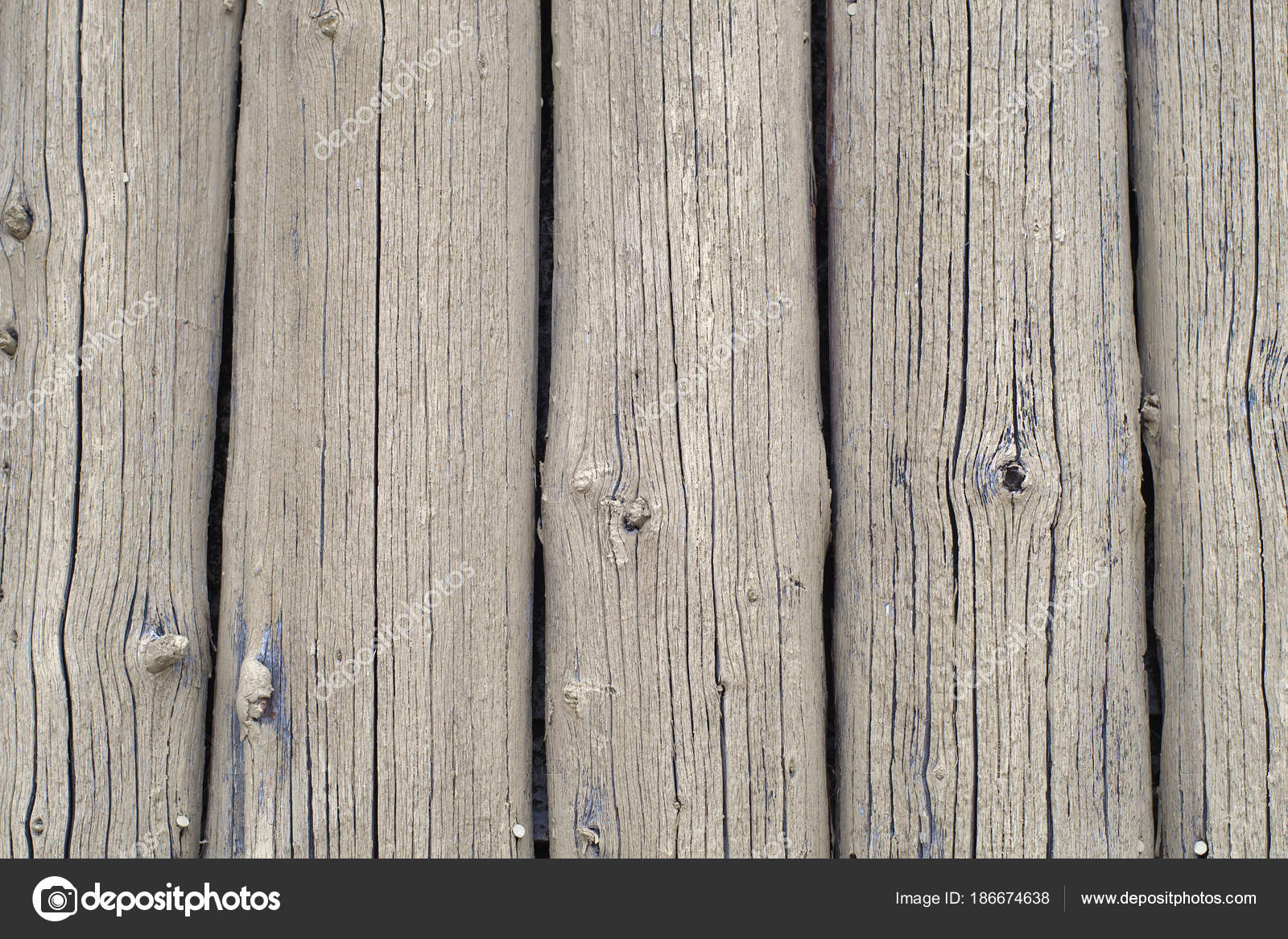 Beige Painted Wood Vertical Rough Timber Textured Photo By Jacquesdurocher