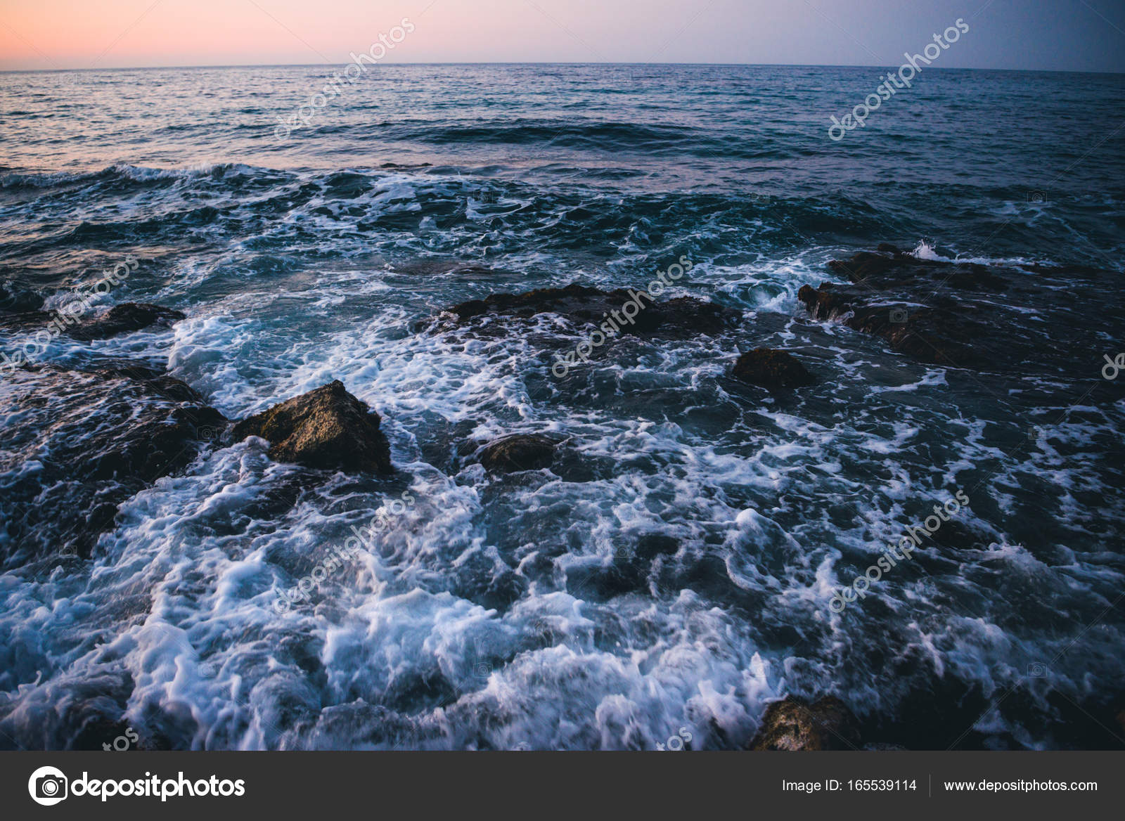 spanish coastline mediterranean sea stock photo goolia karbe