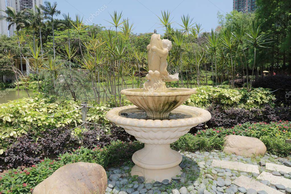 Фотообои the Tsing Yi Park at nature view