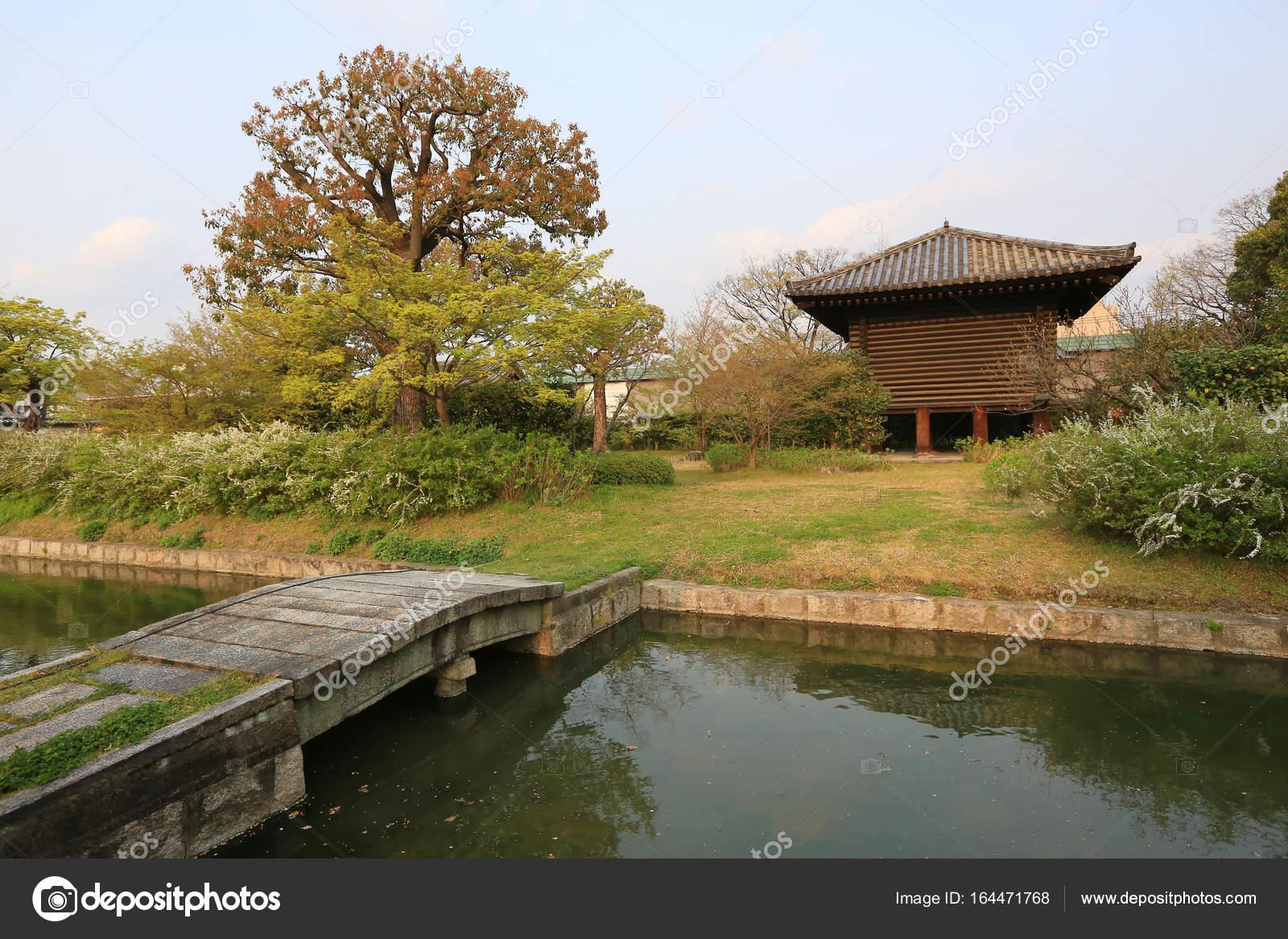 zen garden at Toji at kyoto — Stock Photo © sameashk.yahoo.com.hk ...