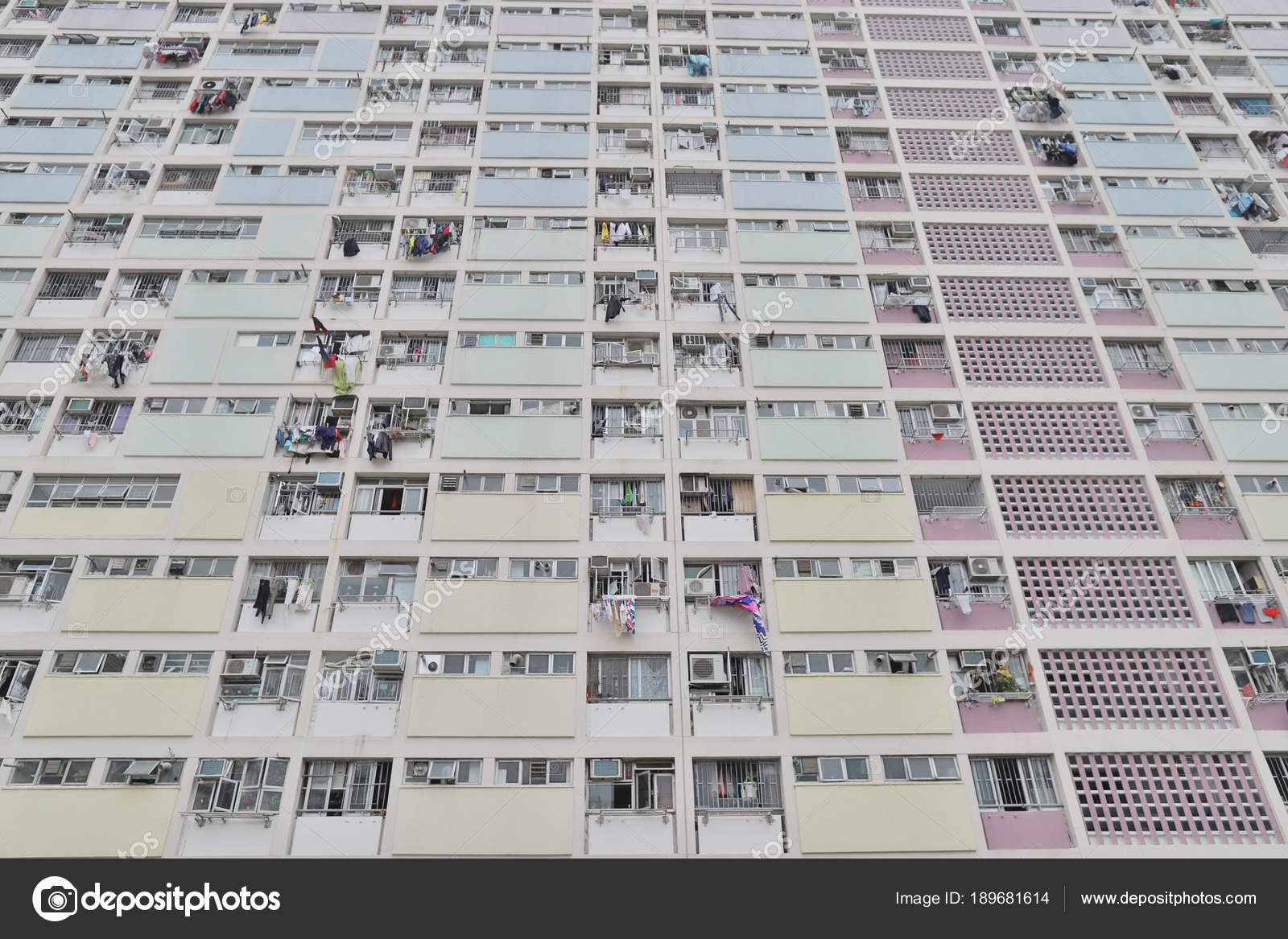 ein regenbogen farbige wohnung choi hung estate hk foto von sameashkyahoocomhk
