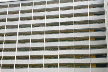 So Uk Estate building at Kowloon area 1 Nov 2008