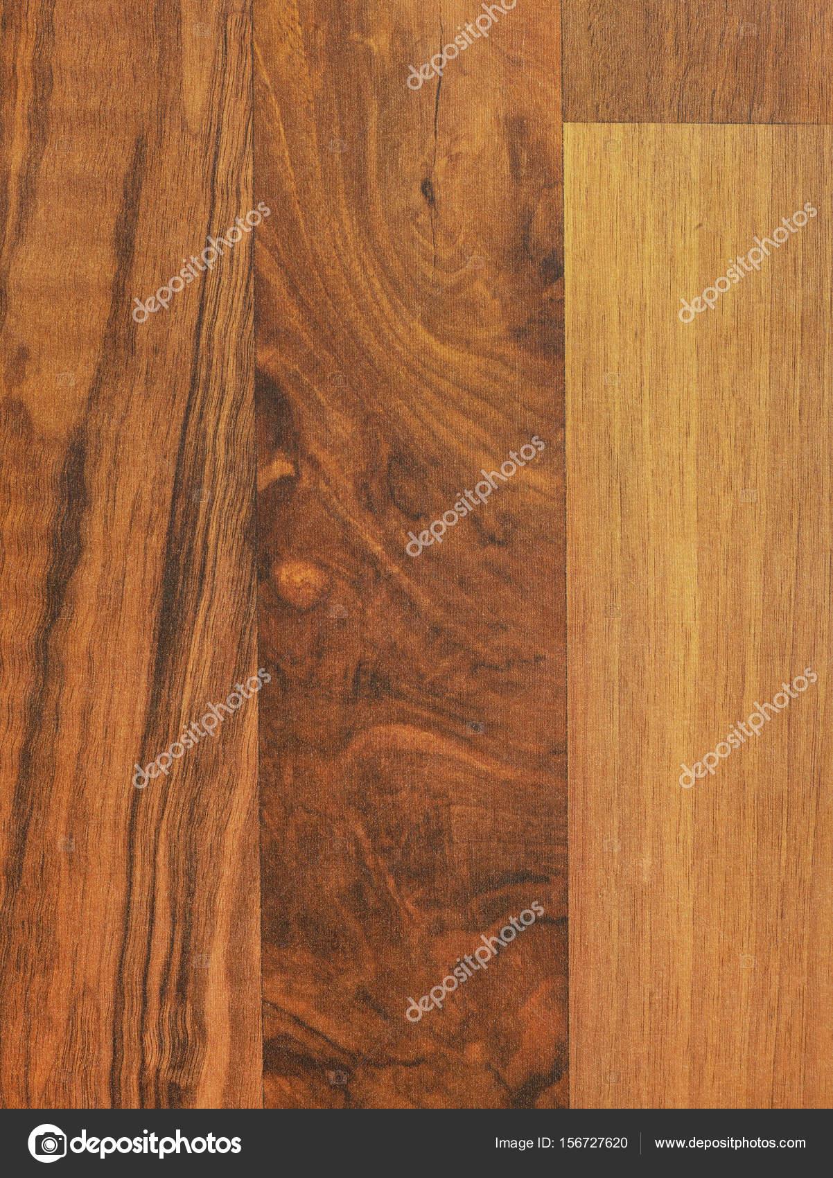 Rustic Wood Floor Background Stock Photo