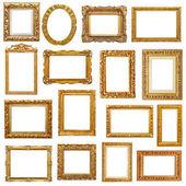 Barocke Frames-Auflistung