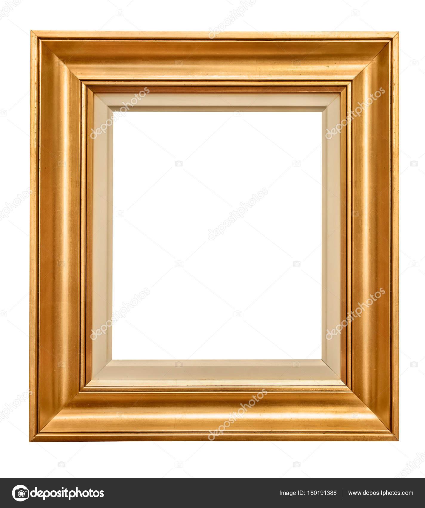 Gemälde Rahmen auf weiß — Stockfoto © Goir #180191388