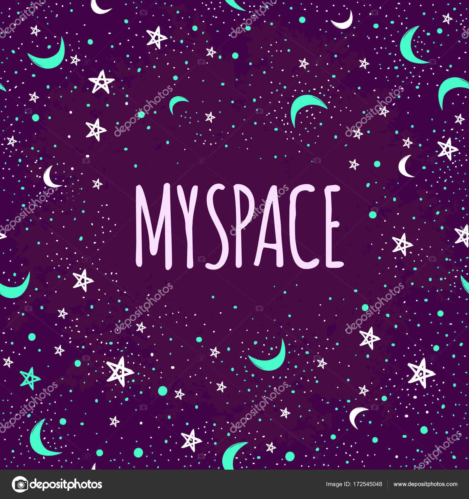 Illustration De La Galaxie Mode Vecteur Mon Espace Doodle Art