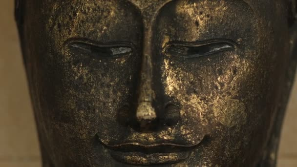 Arc Buddha a templomban