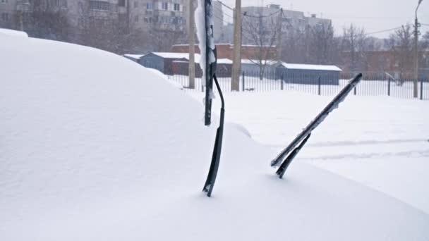 stěrače na zimní