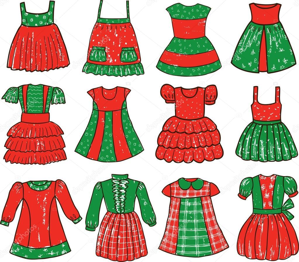 e7d4e7662 Fotos: vestidos para descargar | colección de vestidos para niña ...