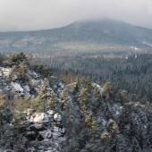 Fotografie Jonsdorf mountains in saxony