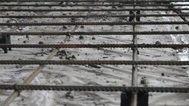 Vyztužený beton. Panorama