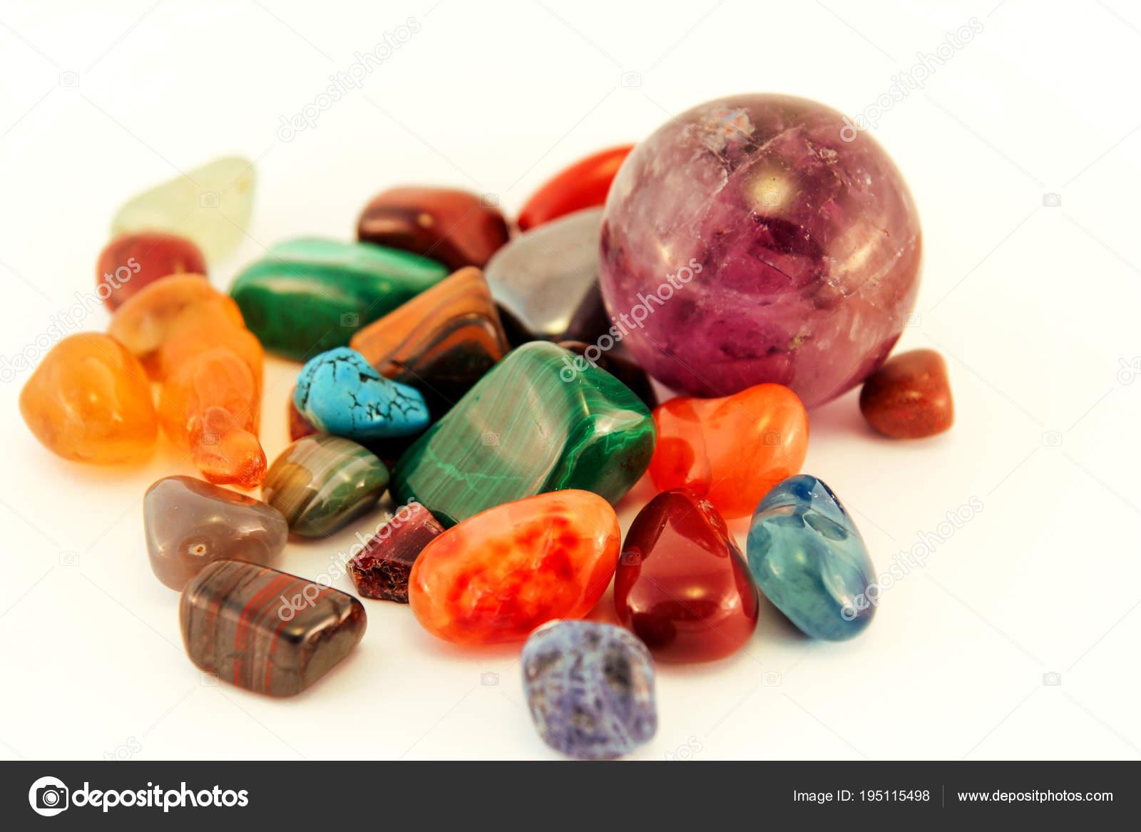 Semi Precious Stones Crystal Stone Types Healing Stones Worry