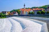 Photo Historical Old Town of Landsberg am Lech, Bavaria, Germany
