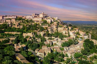 Old Town of Gordes, Provence, France