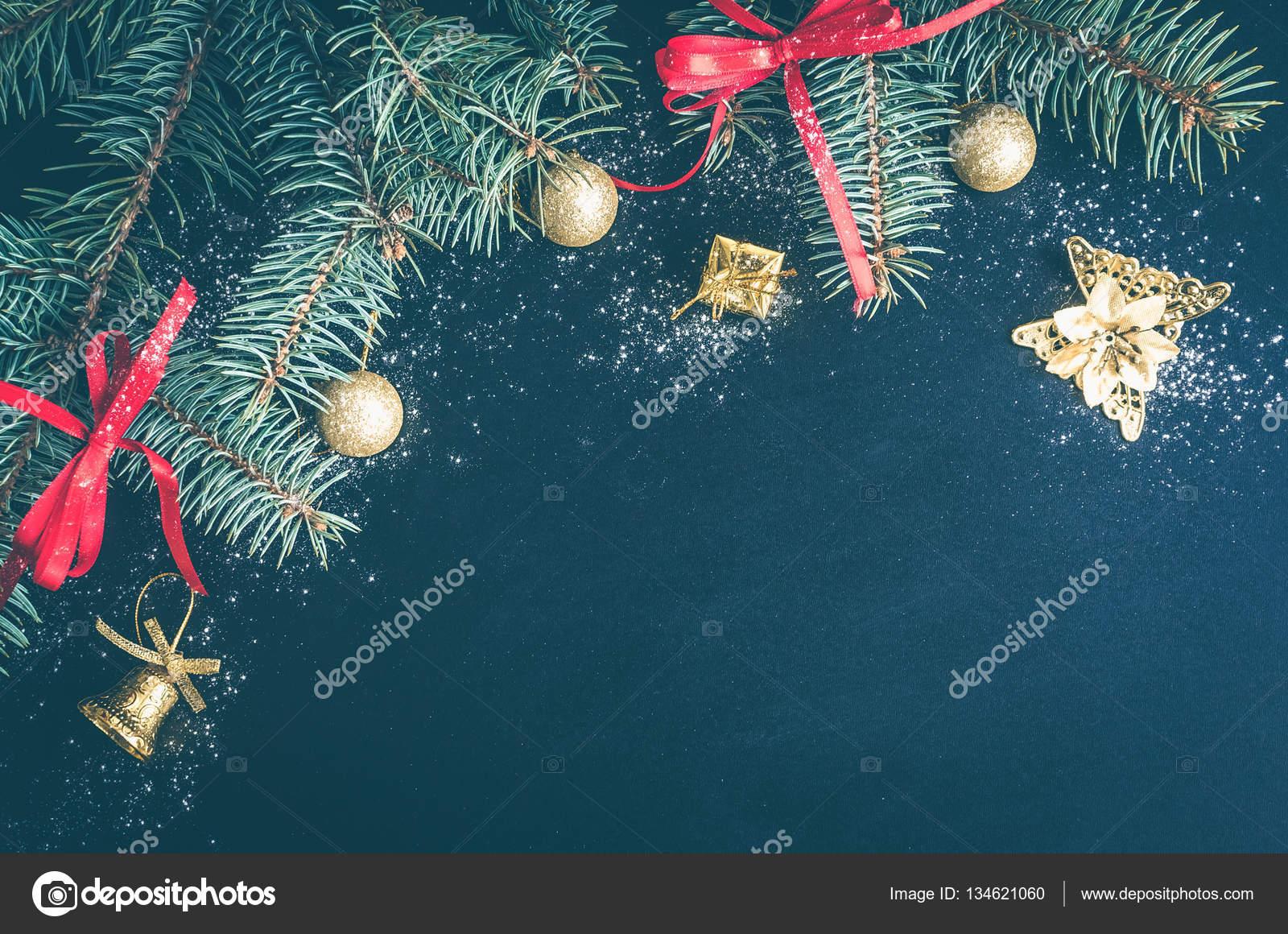 Sapin avec décoration de Noël — Photographie NelliSyr ...