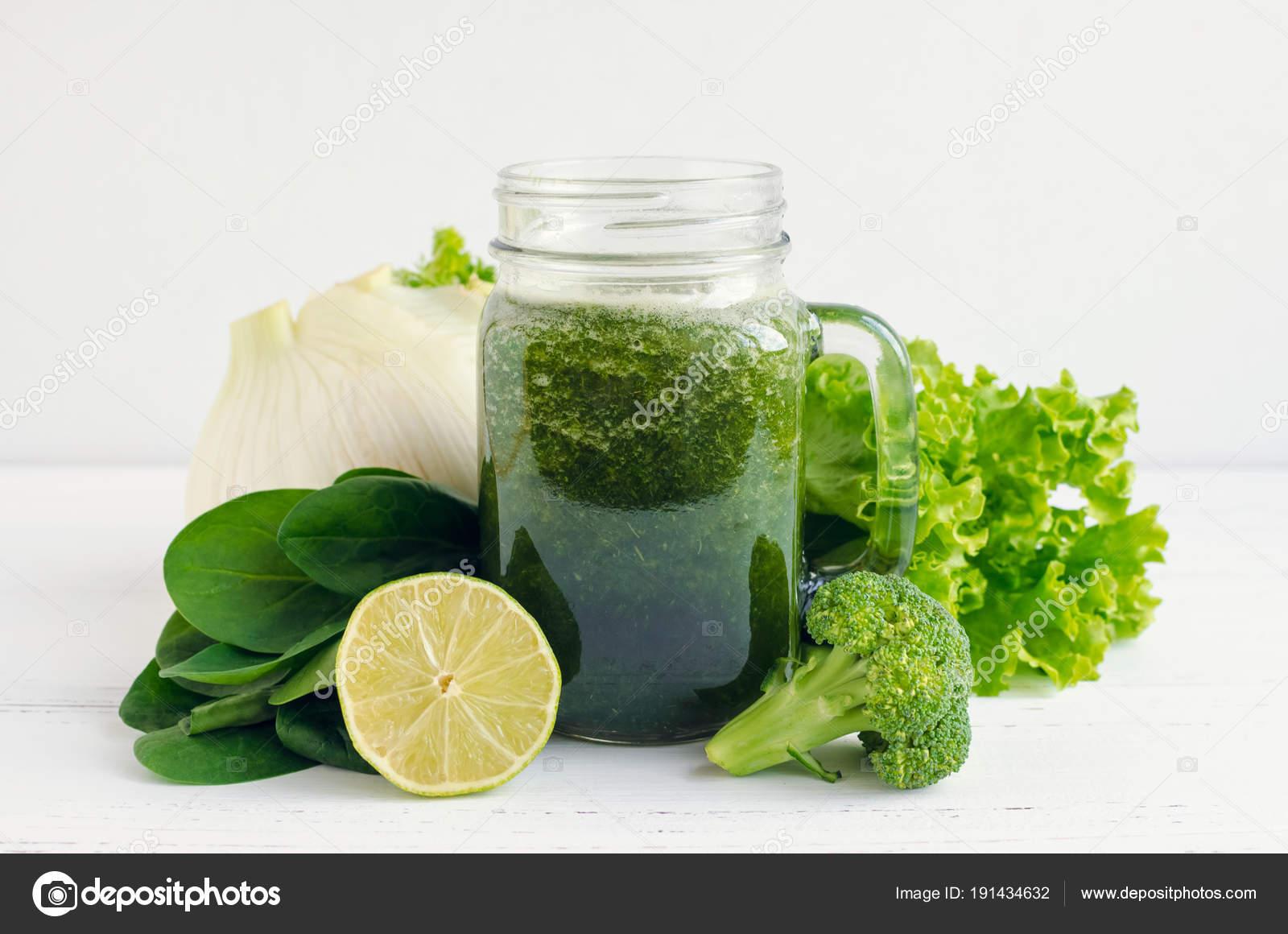 groentesap spinazie