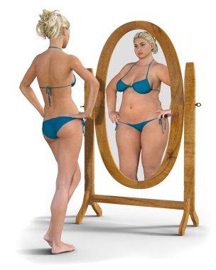 """Картина, постер, плакат, фотообои """"девушка в зеркале зеркало раме зеркала напольное прямоугольные диваны"""", артикул 127307946"""