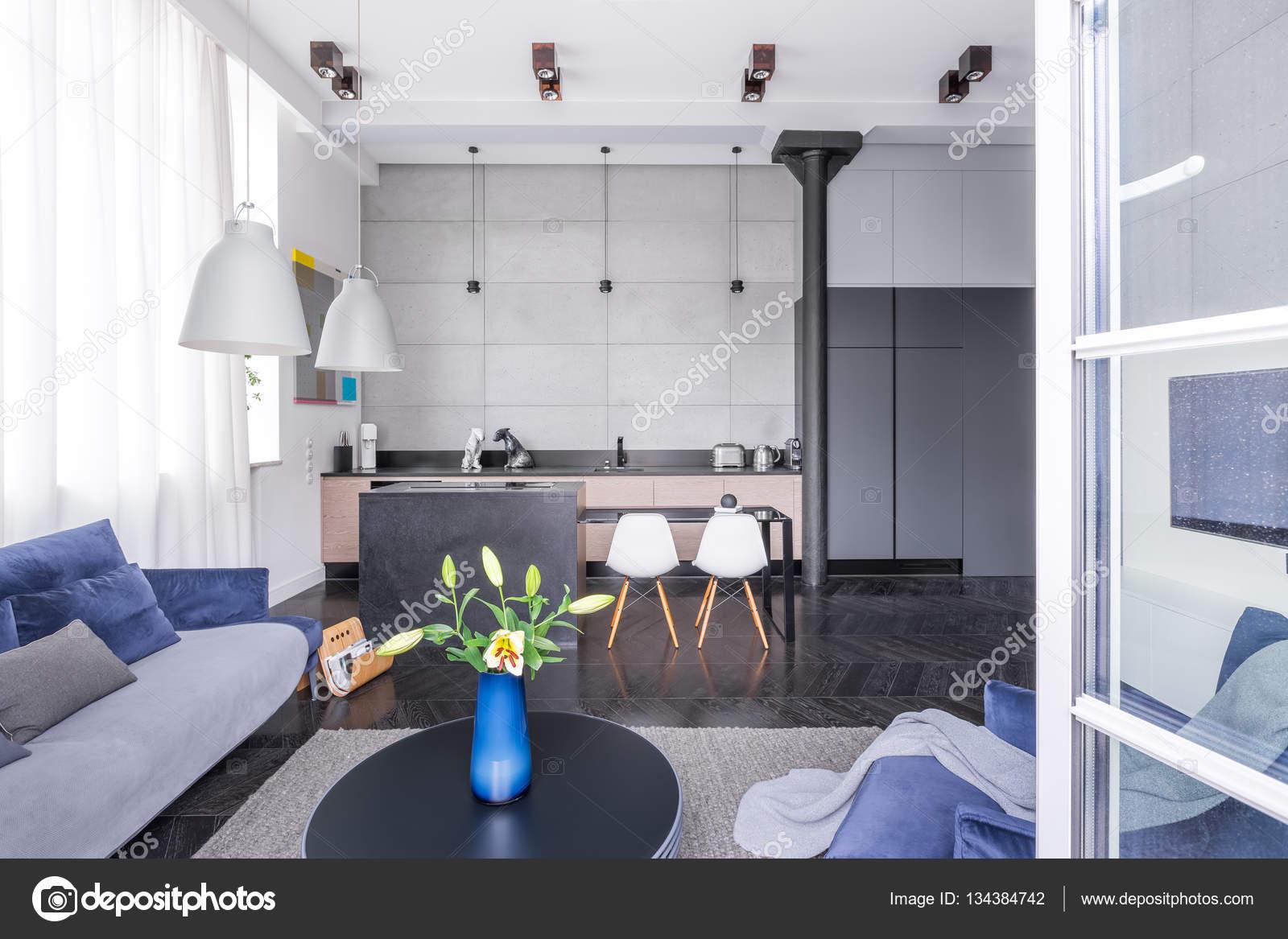 Offenen Boden Wohnung Stockfoto C In4mal 134384742