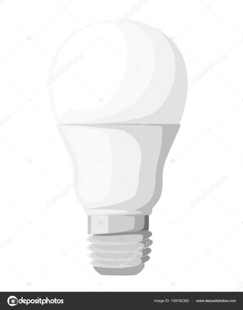 Vector illustratie soorten belangrijkste elektrische verlichting ...
