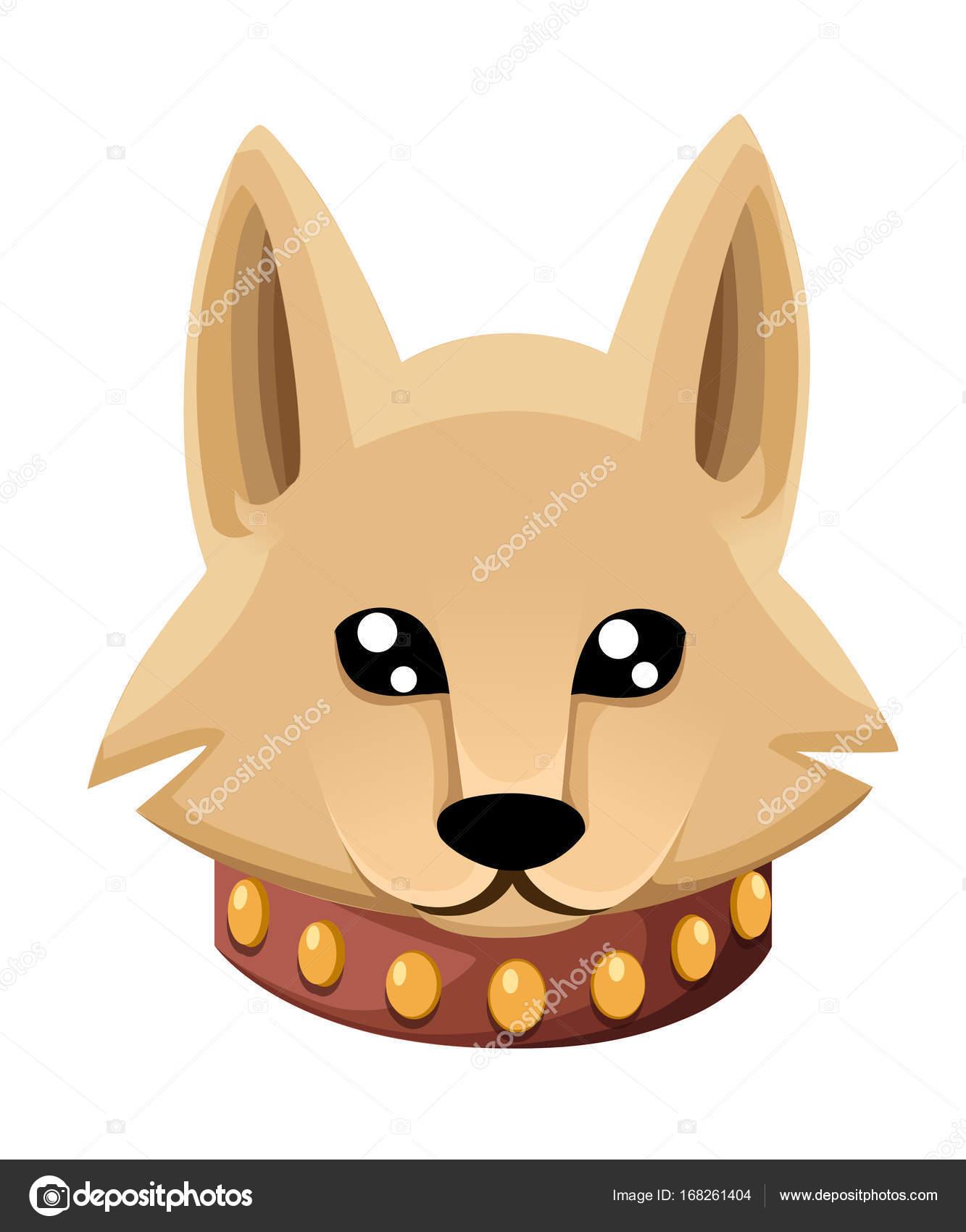 Imágenes Caras De Perritos Animados Cara Perro Bonito Cachorro