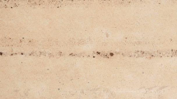 Muro di cemento marrone martellata.