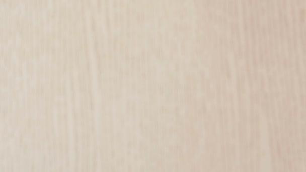 Closeup dřevotřísky lehké dřevěné textury. Rozostření