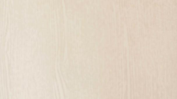 Closeup dřevotřísky lehké dřevěné textury. Rozostření.
