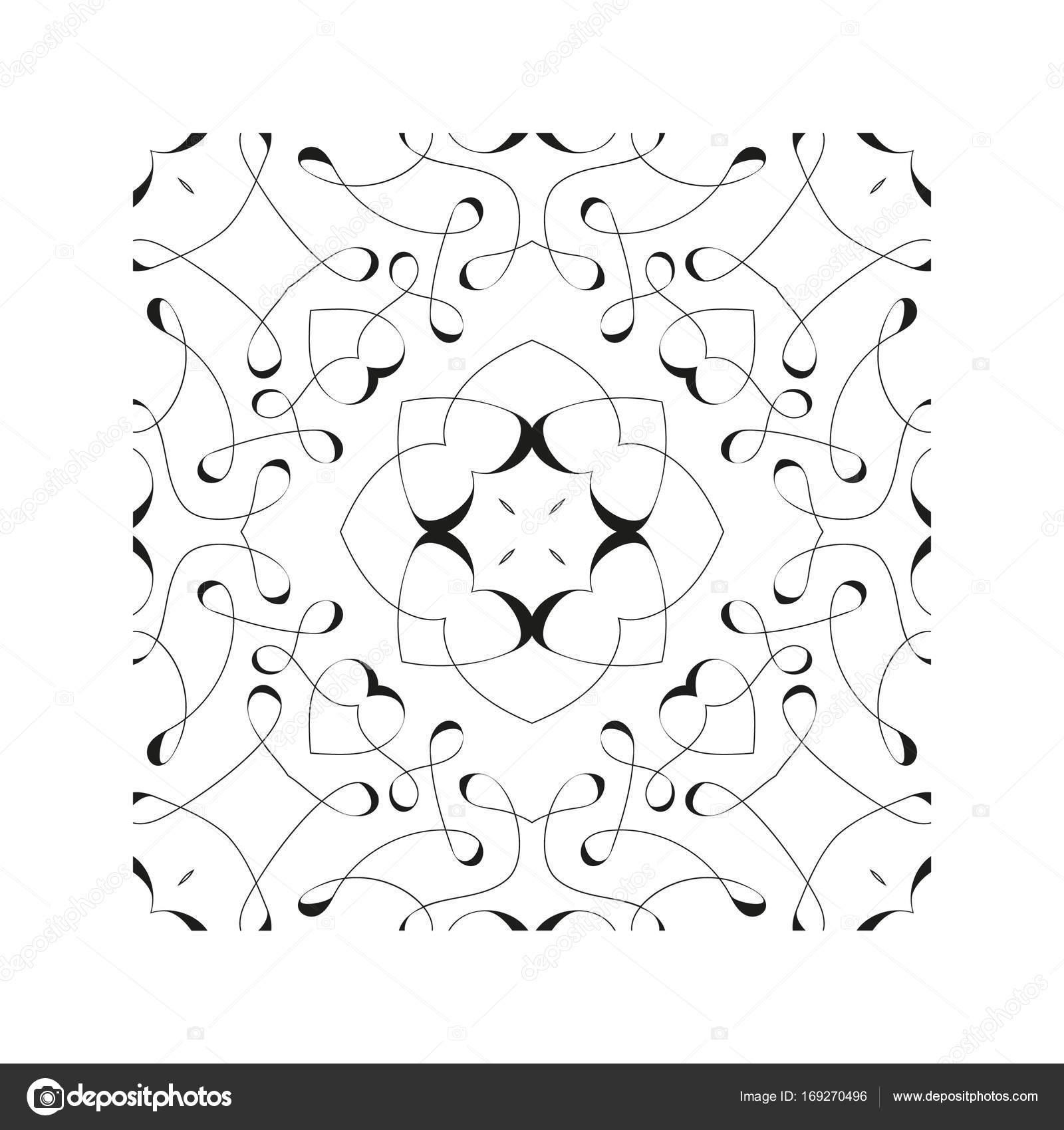 Abstrakte MosaikMuster Regelmäßige Ornament Von Geometrischen - Fliesen kaliber