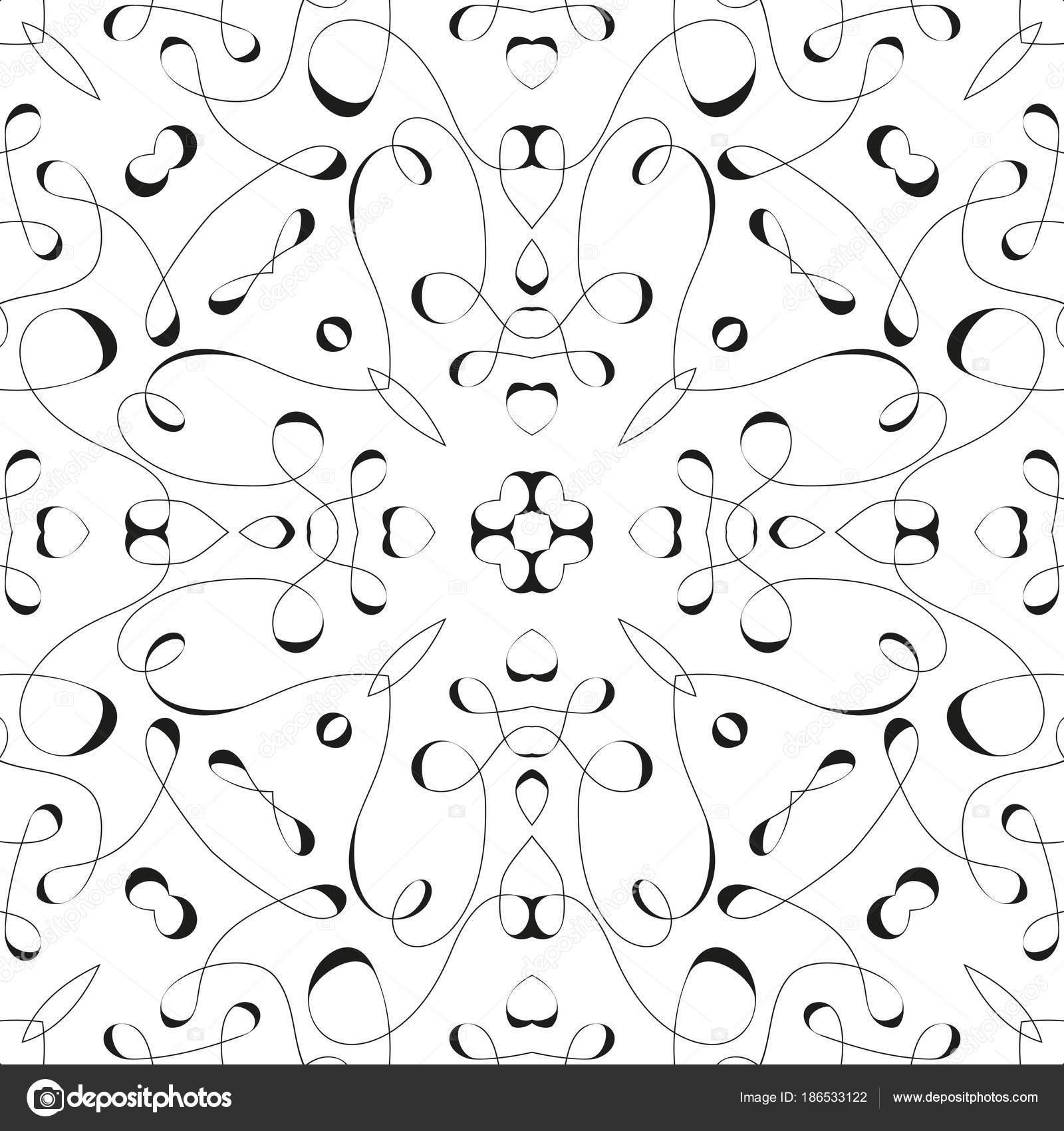 Elemento para la creación de un patrón sin fisuras de las líneas ...