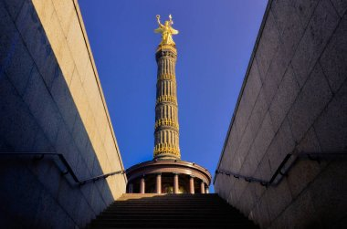 Berlin Victory Monument detail