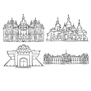 Kyiv, Ukraine, Famous Buildings