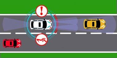 Car with autopilot