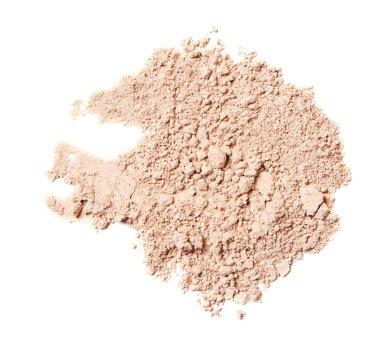 natural beige powder