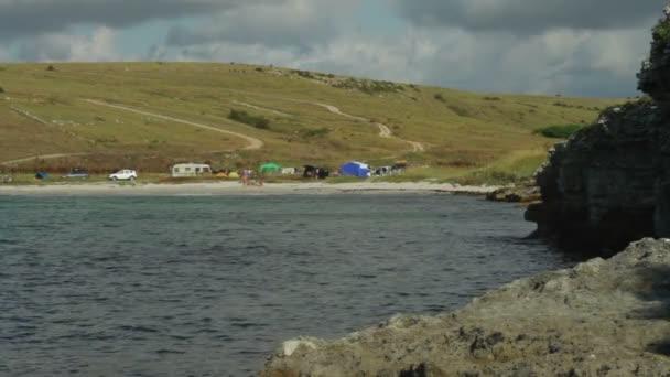 Volledige hook up Beach Camping