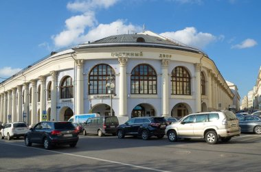 Gostiny Dvor in Moscow, Russia