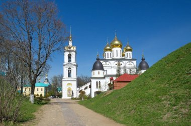 Assumption Cathedral in Dmitrov,  Russia