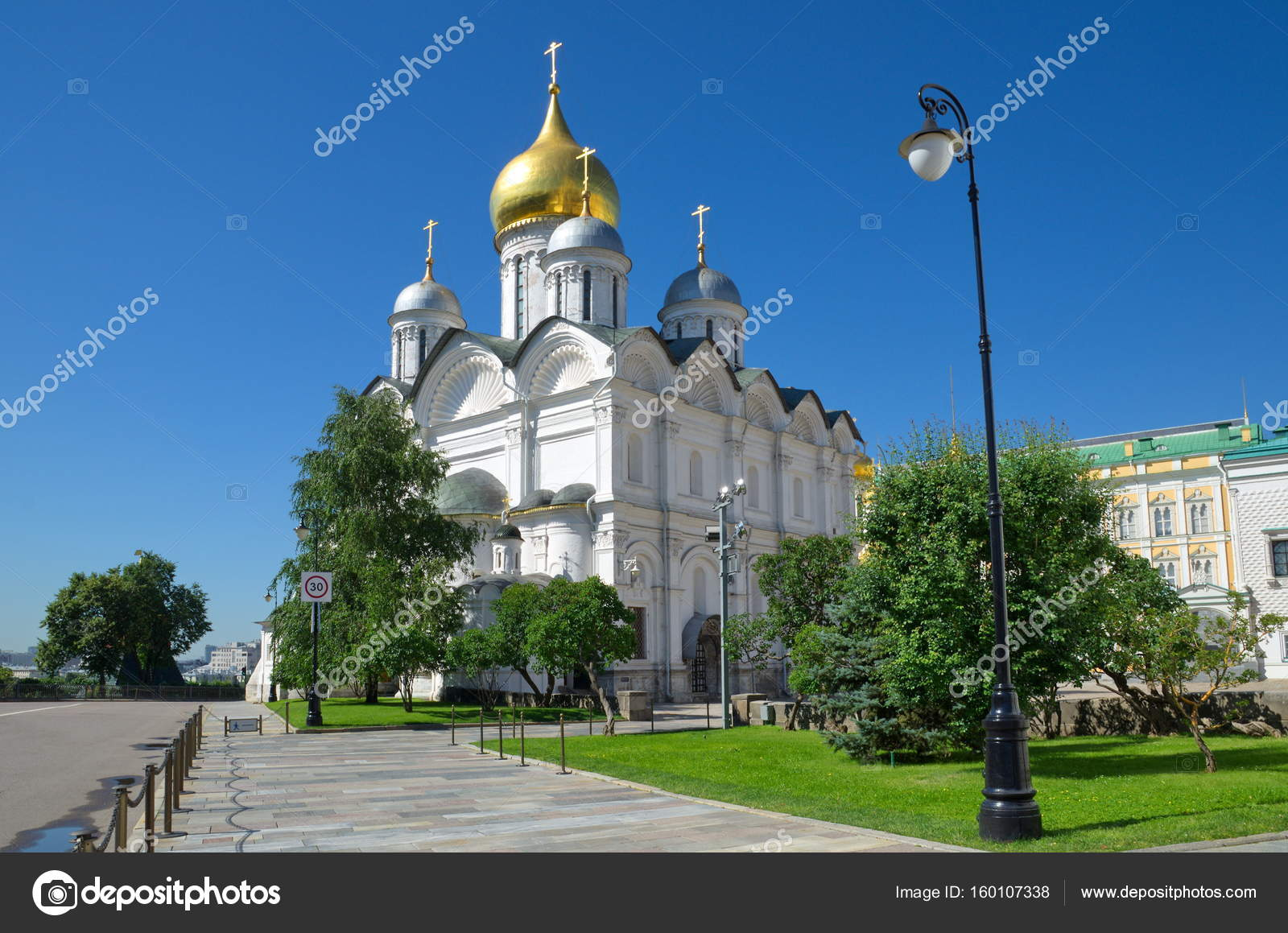 Archangel Cathedral of the Moscow Kremlin: description, architecture 47
