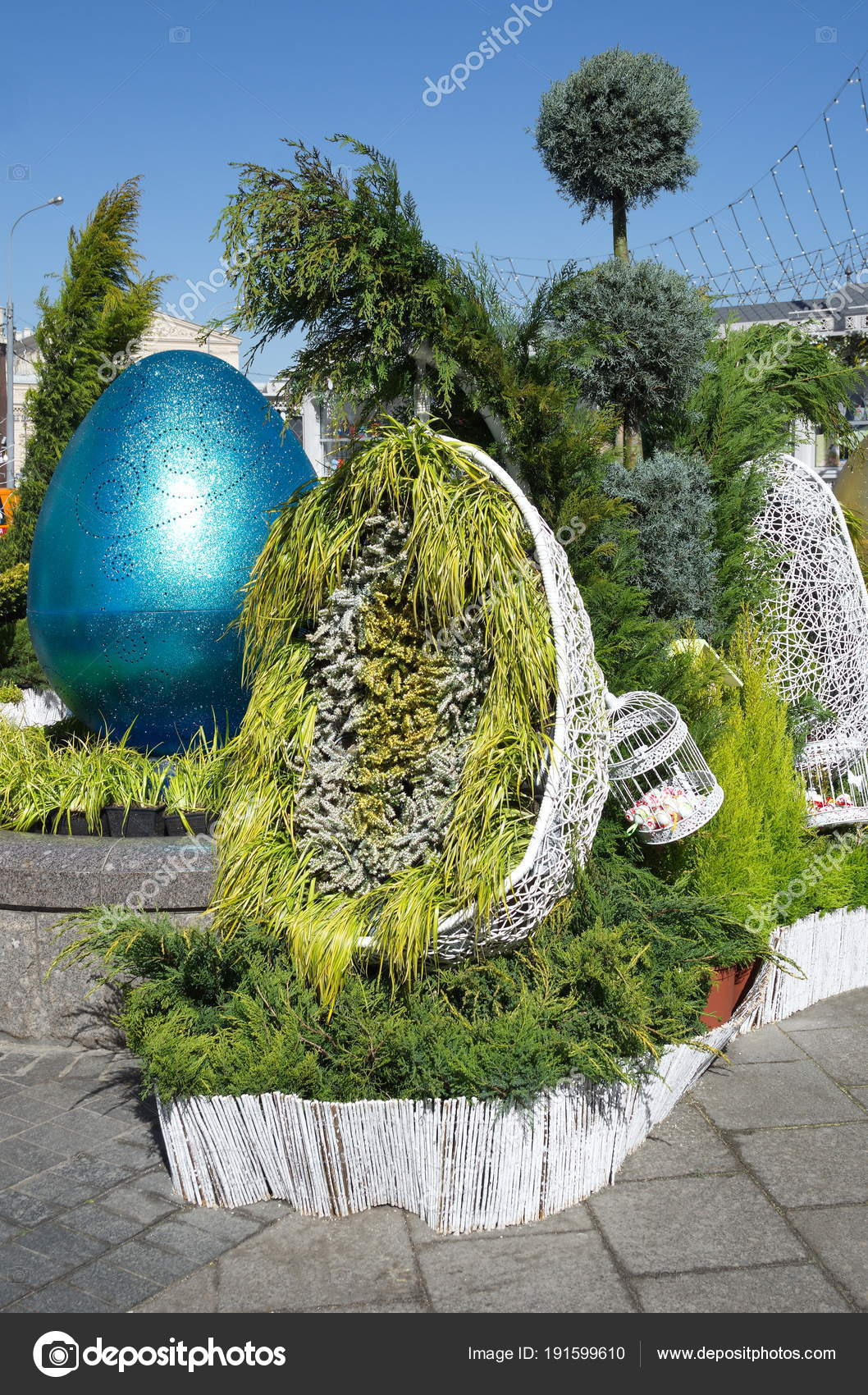 Charity festival easter gift moscow holiday decorations revolution charity festival easter gift in moscow holiday decorations at the revolution square russia photo by koromelenayandex negle Images