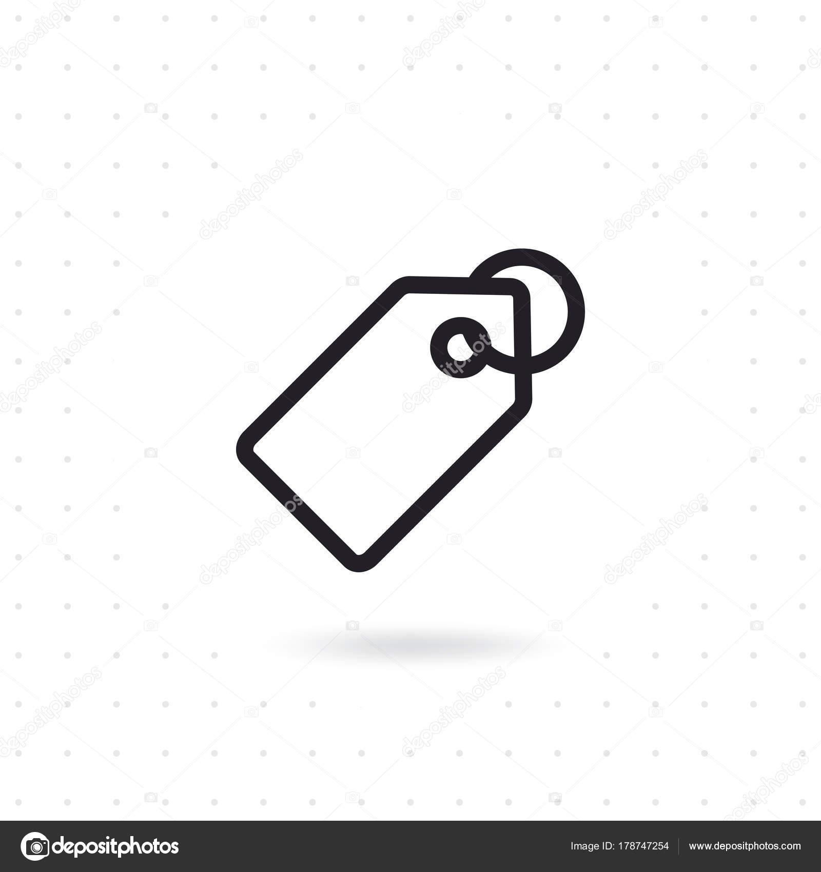 preisschild symbol tag label symbol f r websites und apps. Black Bedroom Furniture Sets. Home Design Ideas