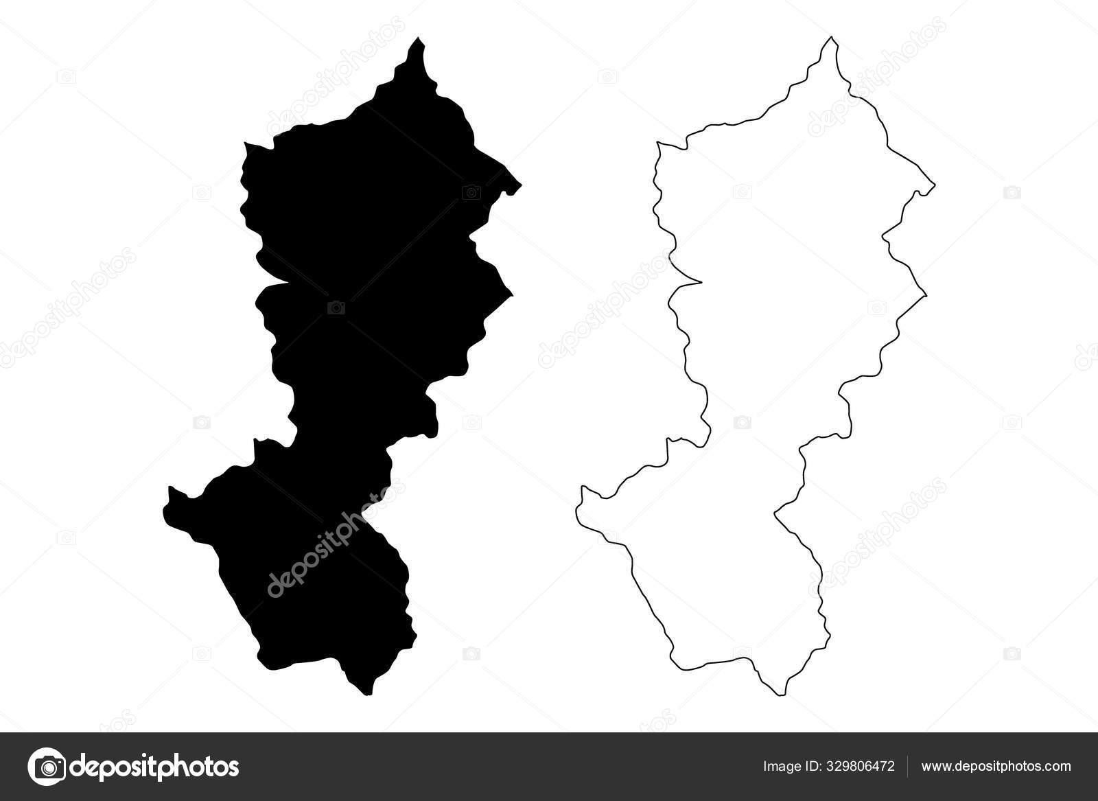 Moravica District Republic Of Serbia Districts In Sumadija And