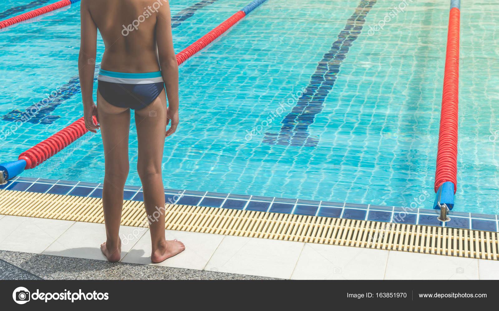 Nager et perdre du poids