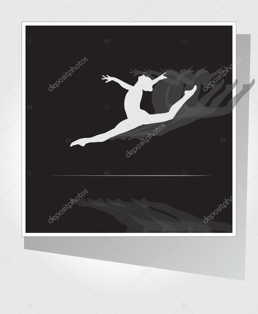 Фото ебля с гимнасткой