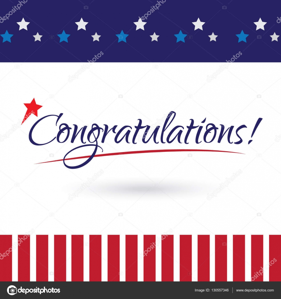 Congratulations patriotic veteran day patriot day background celebration banner patriotic congratulations poster congratulations text congrats election day business winner sign thank you happy birthday card thecheapjerseys Choice Image