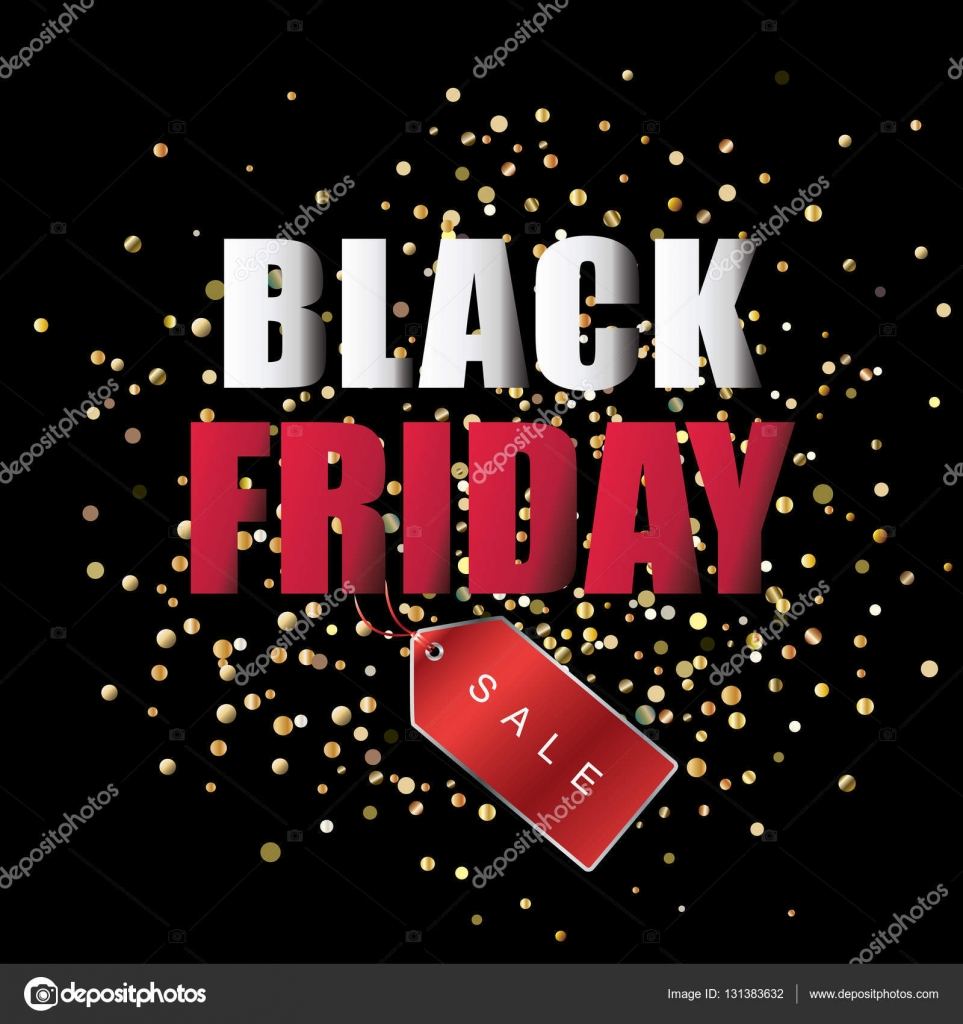 d62e3a4683f4 Black Friday Sale Holiday poster and Price Tag sign. Black Friday Sale  background. Advertising design. Marketing ...