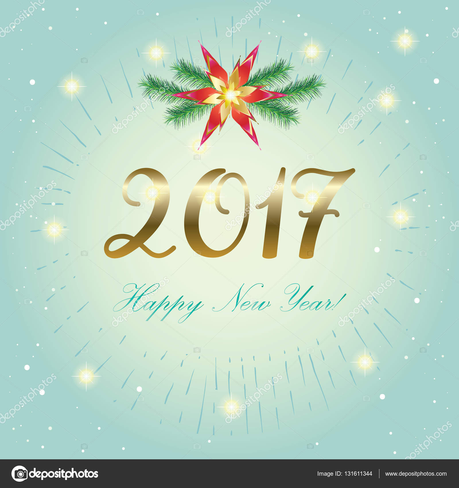 Happy new year 2017 christmas happy new year 2017 christmas depositphotos131611344 stock illustration happy new year 2017 christmasg m4hsunfo
