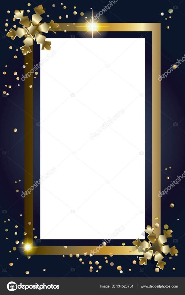 Feliz Navidad y feliz año nuevo tarjeta de felicitación con los ...